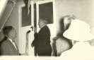 Mayor Fred Mills - Clubhouse opening - around 1960.
